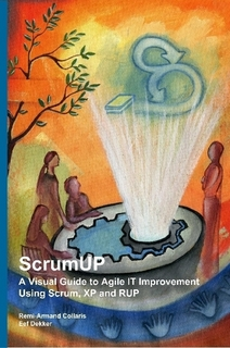 Book: ScrumUP - A Visual Guide ot IT Improvement Using Scrum, XP and RUP
